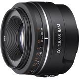 SONY DT 35mm F1.8 SAM Prime Lens [SAL35F18]